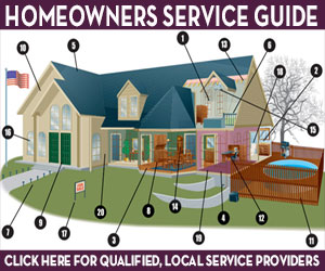 Homeowners Service Guide