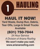 1-hauling