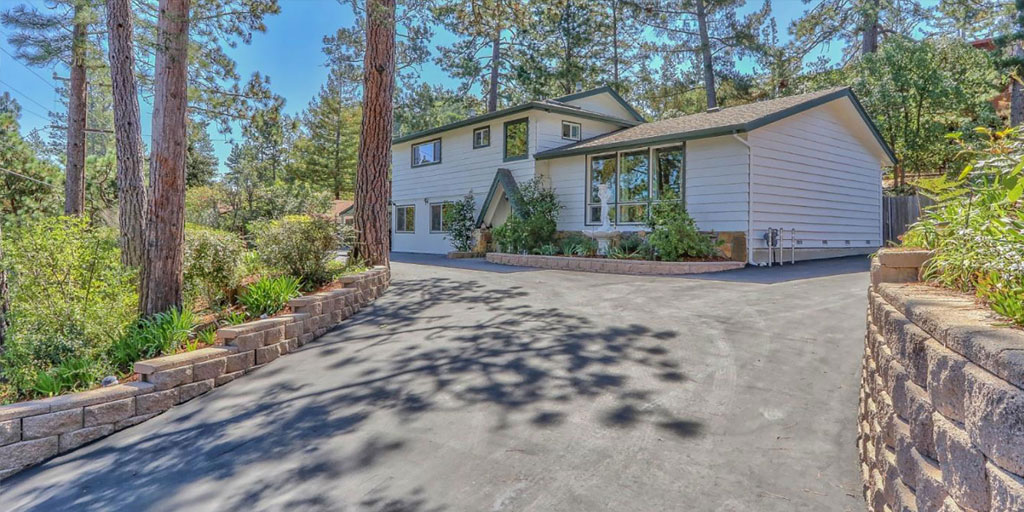 1141 Whispering Pines Drive, Scotts Valley